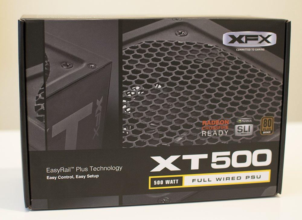 XFX XT500 Box