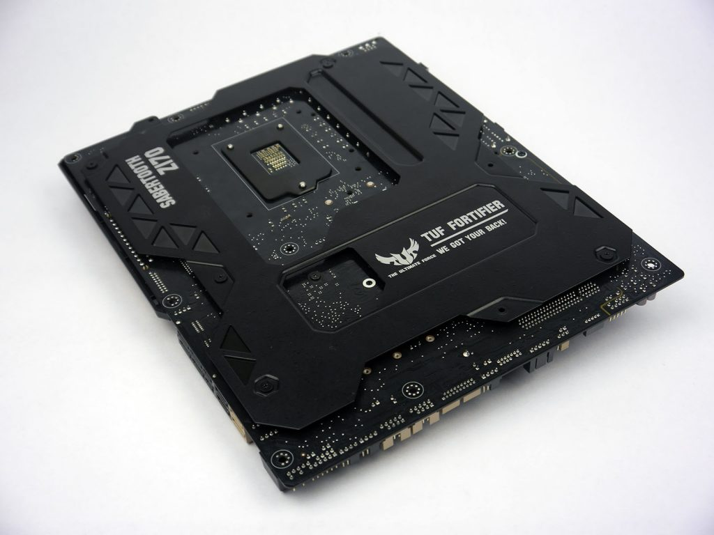 ASUS Sabertooth Z170 Mark 1 - Back Pic