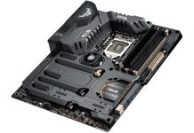 ASUS Z170 Sabertooth Mk 1 Review