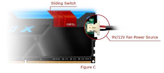 GeIL EVO X Motherboard 2