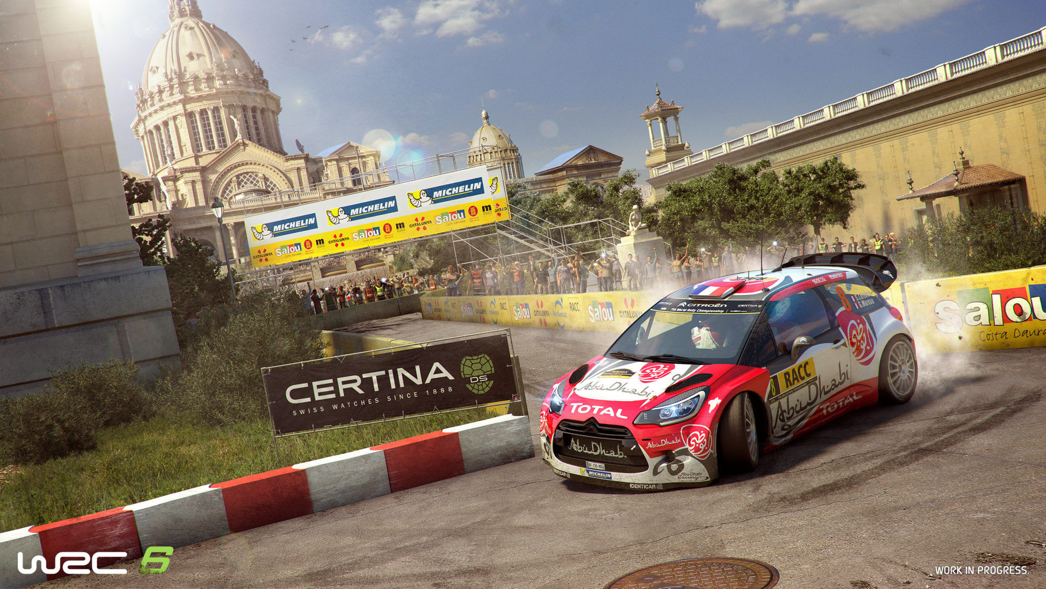 Image of WRC 6 screenshot