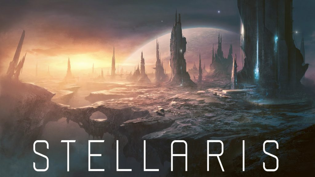 Screenshot from the game Stellaris by Paradox