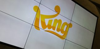 Feature image of King logo