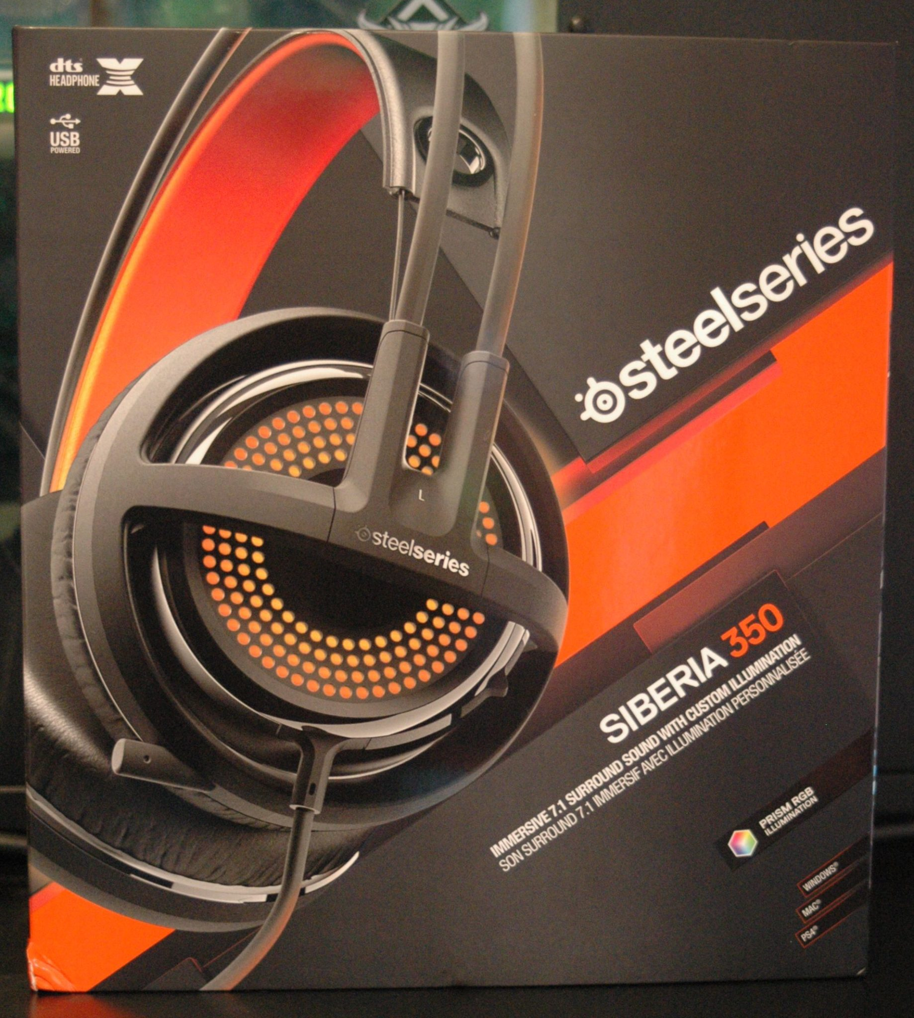 steelseries siberia 350 gaming headset review page 2 of 4 play3r. Black Bedroom Furniture Sets. Home Design Ideas